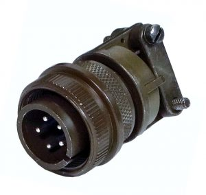 5-pin Plug for Miller welders RFCS-5