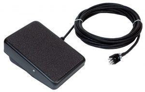 C860-0625 TIG Foot Control Pedal for Older Hobart or L-Tec 6-Pin