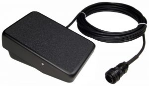 C870-1025 TIG Foot Control Pedal for Older Hobart 10-Pin