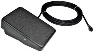 C910-0725 TIG Foot Control Pedal for AHP Welders