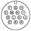 ESAB 14-Pin (C860-1430)