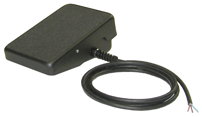 L and M Series Potentiometer Foot Control Pedals