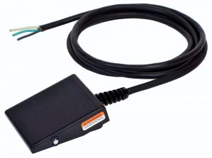 S400-Series Foot Switch and Cable with Leads