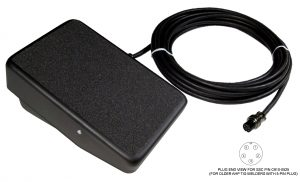 C910-0525 TIG Foot Pedal Older AHP 5-Pin